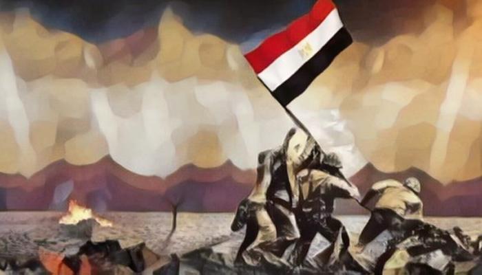 النور الساطع حرب أكتوبر
