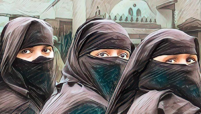 الحجاب آيتي الإدناء والقرار
