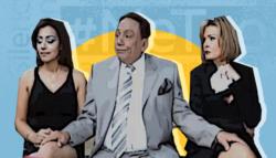 عادل إمام - متحرش السينما