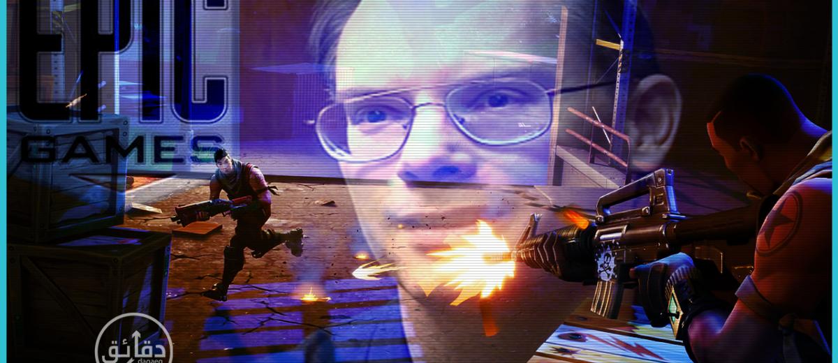 عمل تيم سويني لحوالس 13 و14 ساعة يوميا في برمجة الألعاب وكلل تعبه بنجاح باهر