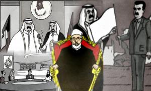 غزو الكويت التحالف الإخواني القطر العثمانيون الجدد أردوغان تميم بن حمد يوسف القرضاوي