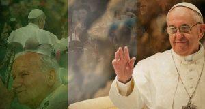 البابا فرانسيس في أيرلندا