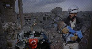 تطور الأزمة في إدلب