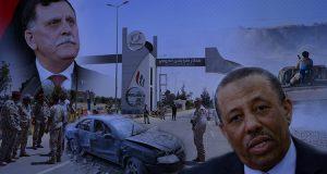 ماذا يحدث في ليبيا
