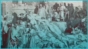 الأثار الدينية والاجتماعية والسياسية والثافية للموت الأسود في أوروبا