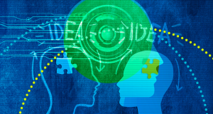 تشبيك الأدمغة التلباثي ربط عقول بشرية تحربة شبكة المخ