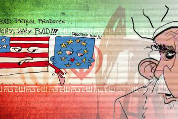 العقوبات على إيران