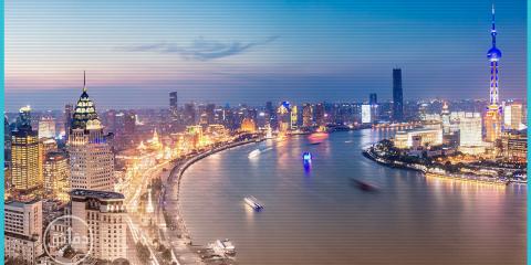 قصة صعود شنغهاي