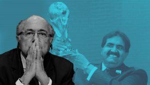 بي إن سبورتس الجزيرة الرياضية ناصر الخليفي الفيفا مونديال 2022 قطر