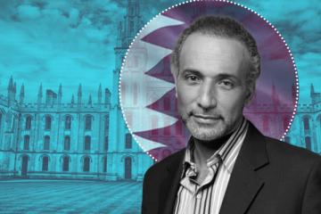 قطر جامعة أكسفورد طارق رمضان