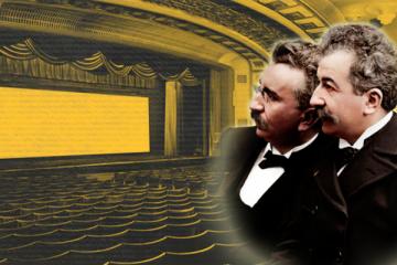 السينما مصر الأخوين لوميير