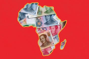 القروض الصينية في أفريقيا