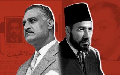 الإخوان وثورة 23 يوليو