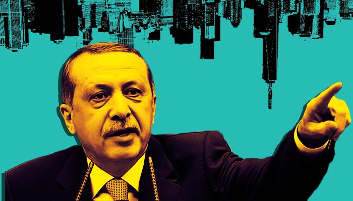 هروب المستثمرين من تركيا