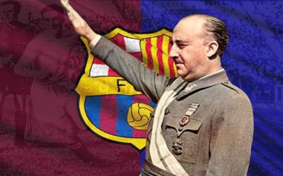 قصة جماهير برشلونة مع المناديل البيضاء