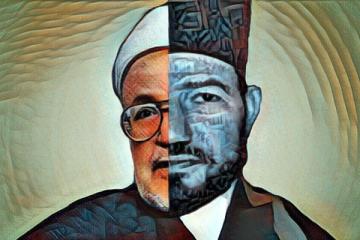 محمد الغزالي حسن البنا الإخوان