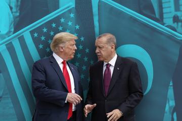 ترامب - إردوغان