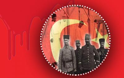 أنور باشا - طلعت باشا - العثمانيين - الأتراك - تركيا- مذابح الأرمن