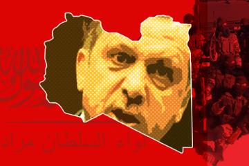المرتزقة السوريون ليبيا تركيا