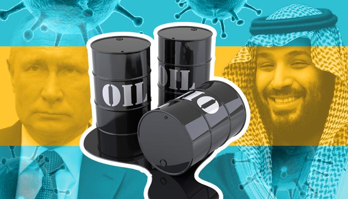انهيار سوق النفط حرب الأسعار السعودية روسيا خسائر كورونا