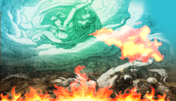 كورونا الغضب الإلهي