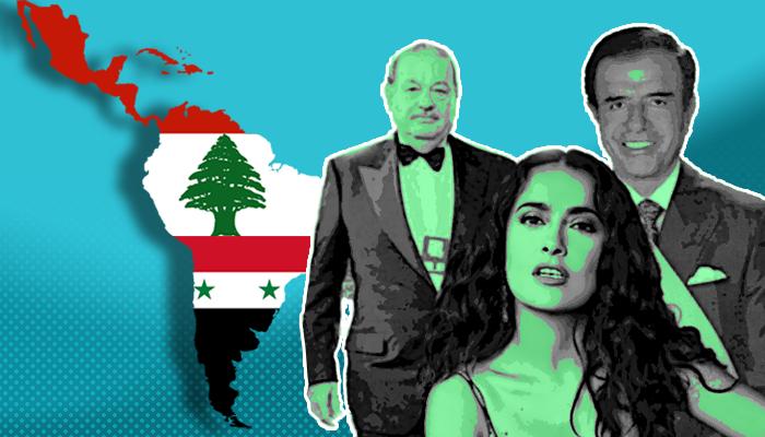 أمريكا-اللاتينية العرب في أمريكا اللاتينية كارلوس منعم لبنان سوريا فلسطين رؤساء أمريك اللاتينية العرب حزب الله الإمبراطورية العثمانية