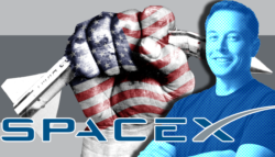 إيلون ماسك - سبيس إكس - روسيا - ناسا