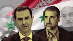 سوريا رامي مخلوف بشار الأسد روسيا إيران