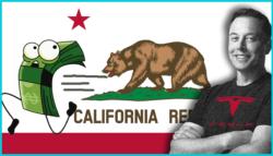 هروب الاستثمار من كاليفورنيا