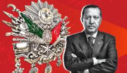 أردوغان-إحياء الإمبراطورية-العثمانية تركيا الشرق الأوسط الاحتلال العثماني العثمانيون الجدد
