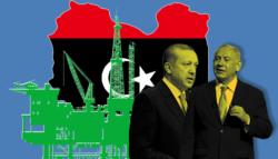 إسرائيل تركيا ليبيا غاز شرق المتوسط مصر