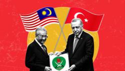 تحالف الإسلام الإخواني العثمانيون الجدد قطر تركيا أردوغان ماليزيا مهاتير محمد قمة كوالالمبور
