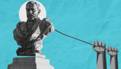 يوليسيس جرانت تحرير العبيد منح السود حق التصويت الحرب الأهلية الأمريكية مظاهرات جورج فلويد اليسار الأمريكي