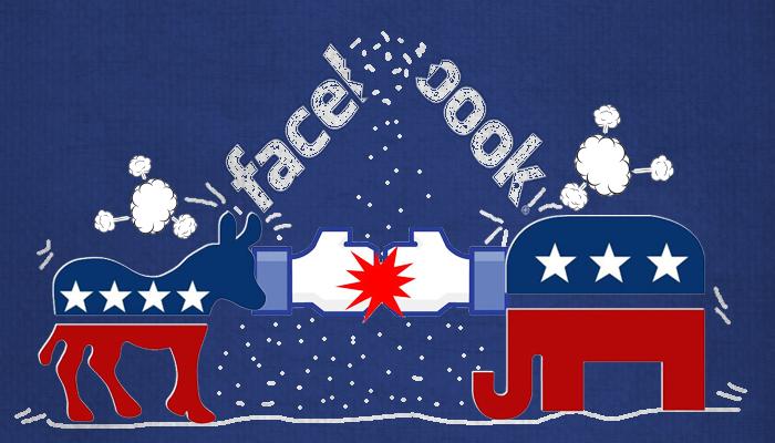 فيسبوك ناشر أم منصة؟ ترامب الديمقراط  - الجمهوريين - خطاب الكراهية - أسرار السوشال ميديا