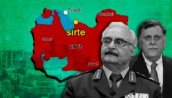 سرت خطر أحمر السيسي ليبيا أردوغان فايز السراج خليفة حفتر