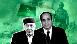 مصر شرعية التدخل العسكري في ليبيا تركيا عقيلة صالح عبد الفتاح السيسي شرعية السراج