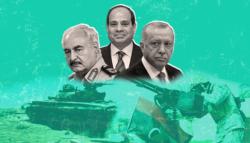 هل تخوض مصر وتركيا حربا مباشرة في ليبيا أمريكا أوروبا السيسي أردوغان
