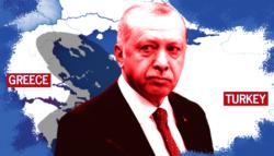 تركيا اليونان غزو اليونان ضرب أرمينيا خطة زاخاس انقلاب تركيا معاهدة لوزان
