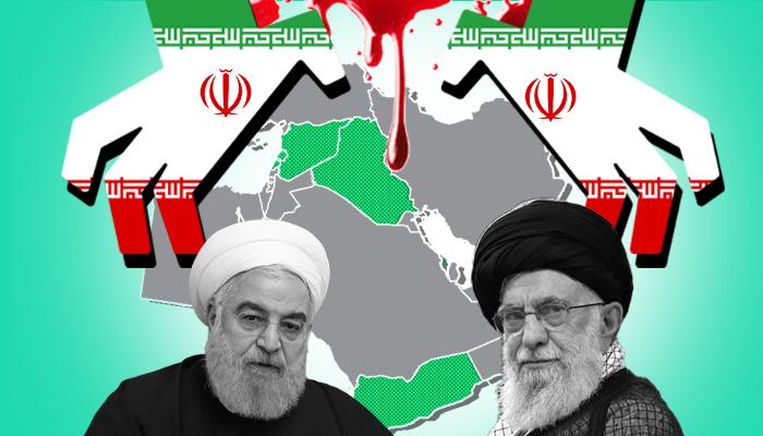 إيران - الشيعة - الشرق الأوسط - لبنان - سوريا - تمويل وكلاء إيران - استراتيجية إيران في الشرق الأوسط - تمويل إيران لحزب الله - التنظيمات المدعومة من إيران في الشرق الأوسط