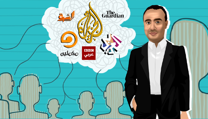 سيطرة الإخوان على الميديا الدولية العثمانيين الجدد إعلام الدوحة إعلام إسطنبول الكتلة الخشبية عبد الله الشريف جو الجيم خالد البري