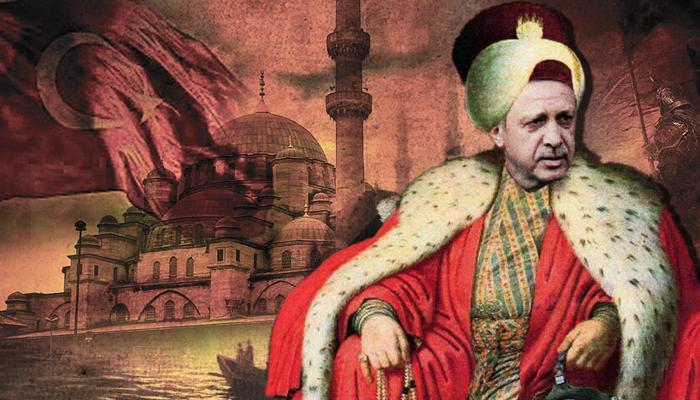 أردوغان العثمانية الجديدة تركيا الدين العثماني العثمانيون الجدد - مدارس إمامة الخطيب - مؤسسة ديانت