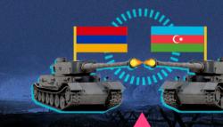 تركيا في القوقاز - تركيا وأذربيجان - المرتزقة السوريين