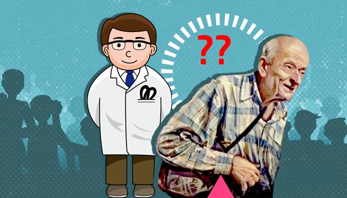 طبيب الغلابة محمد مشالي طبيب الفقراء