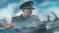greyhound ريفيو جريهاوند فيلم توم هانكس 2020 الأفلام الحربية