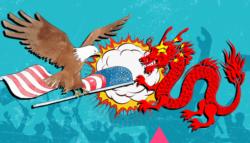 تيك توك وهواوي - الحرب التجارية - أزمة الصين وأمريكا