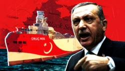 اكتشاف غاز البحر الأسود - روسيا تركيا البحر الأسود - أردوغان غاز البحر الأسود
