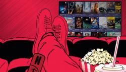 التليفزيون ضد السينما - صناعة السينما - منصات الإنترنت - نتفلكس