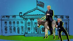 هل يحكم اليسار أمريكا؟ - جو بايدن - التقدميين في حزب الديمقراط - الحزب الديمقراطي - اليسار - بايدن - الانتخابات الأمريكية -  بايدن رئيس أمريكا - الانتخابات الأمريكية 2020