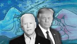 لعبة الحرب - الانتخابات الأمريكية  2020 - الولايات المتحدة - ترامب - بايدن