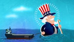 السفن المحملة بالنفط الإيراني - السفن المحملة بالنفط الإيراني - العقوبات على إيران - إيران وفنزويلا
